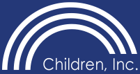 Children Inc. Logo