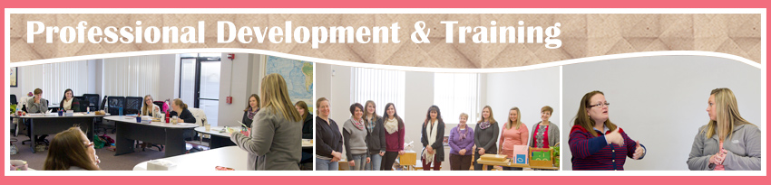 Children, Inc. Professional Development and Training