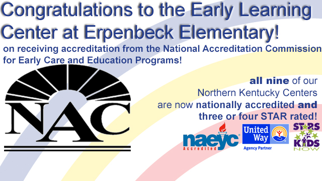 Children, Inc. now operates nine nationally accredited early childhood programs in Northern Kentucky